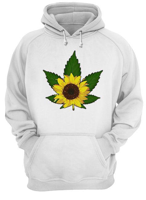 Sunflower weed  Unisex Hoodie