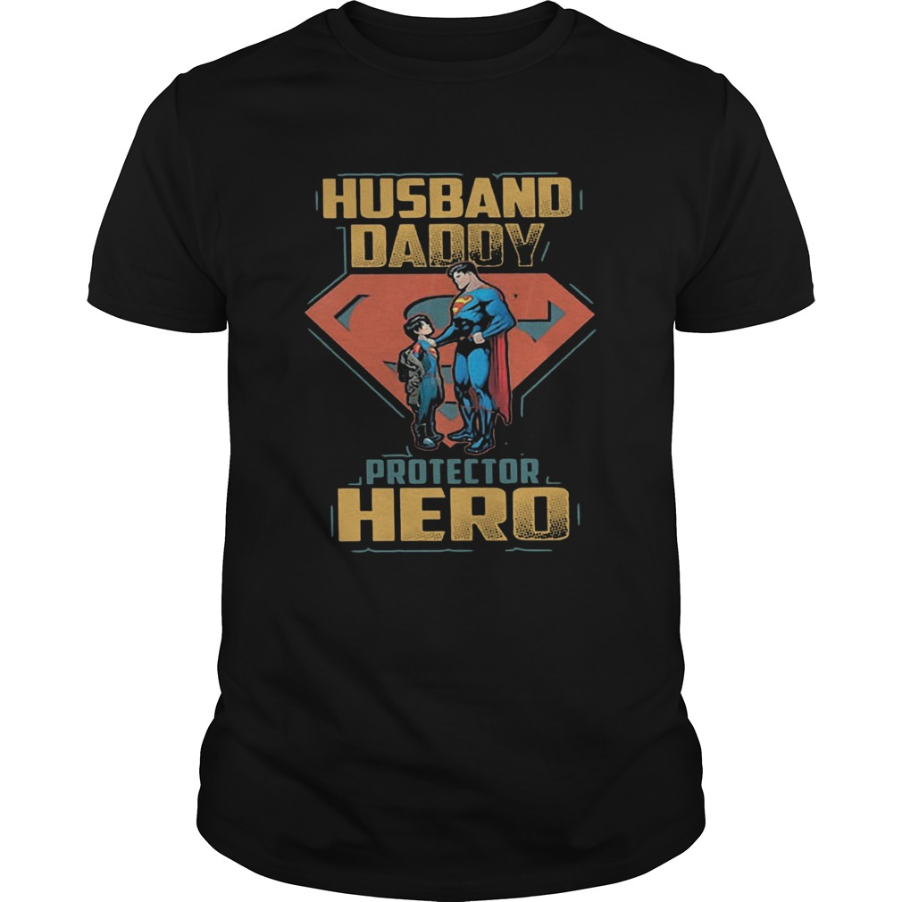 Superman And Son Husband Daddy Protector Hero  Unisex