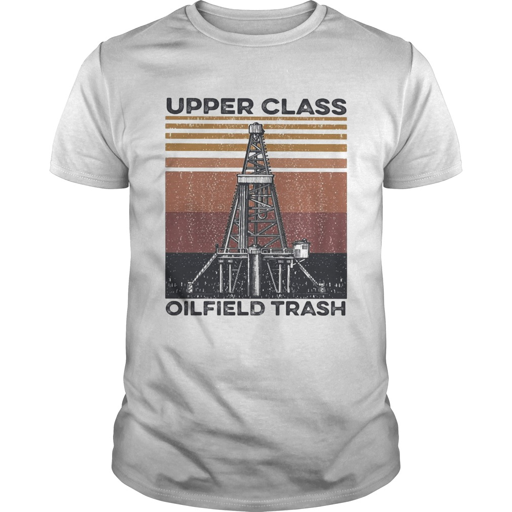 Upper class oilfield trash vintage  Unisex