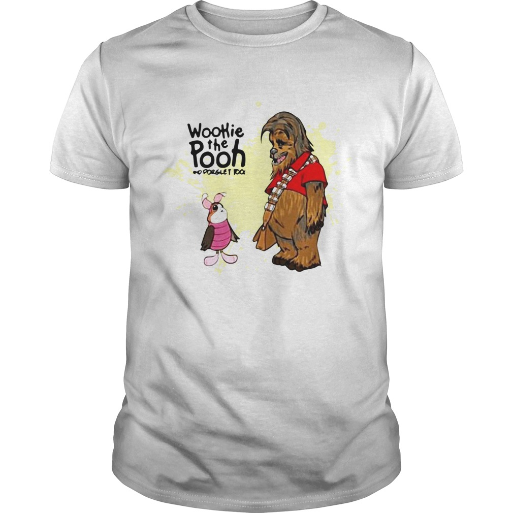 Wookie The Pooh And Forget Too  Unisex