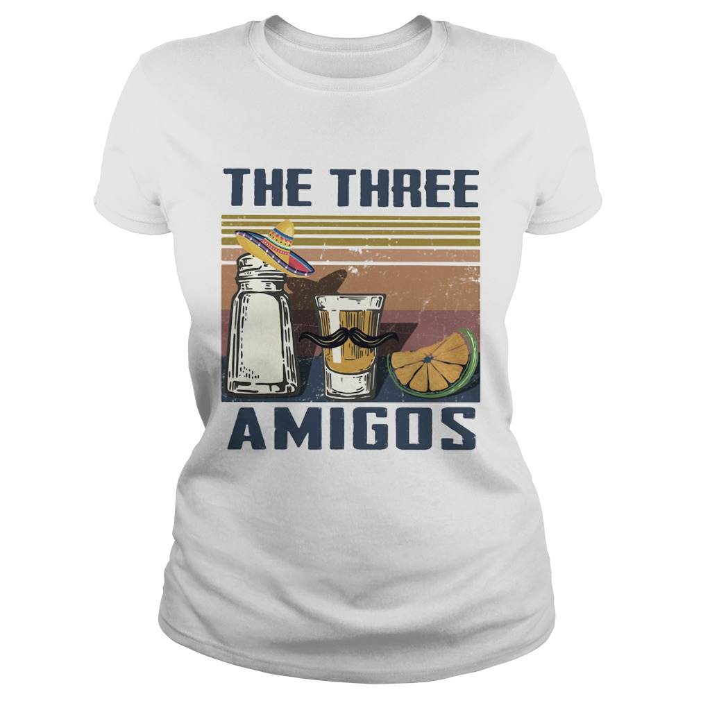 1592643608The Three Amigos Drinks Vintage Retro  Classic Ladies