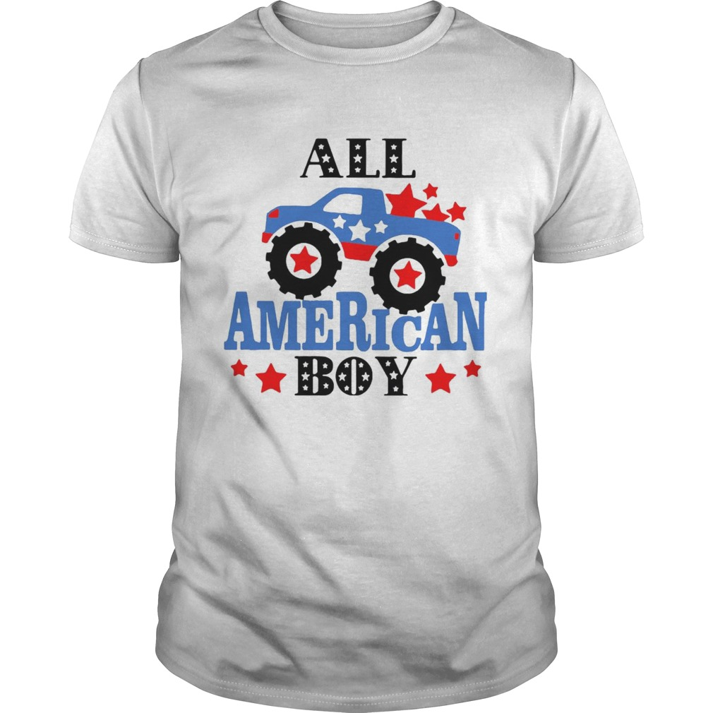 All American Boy Independence Day  Unisex