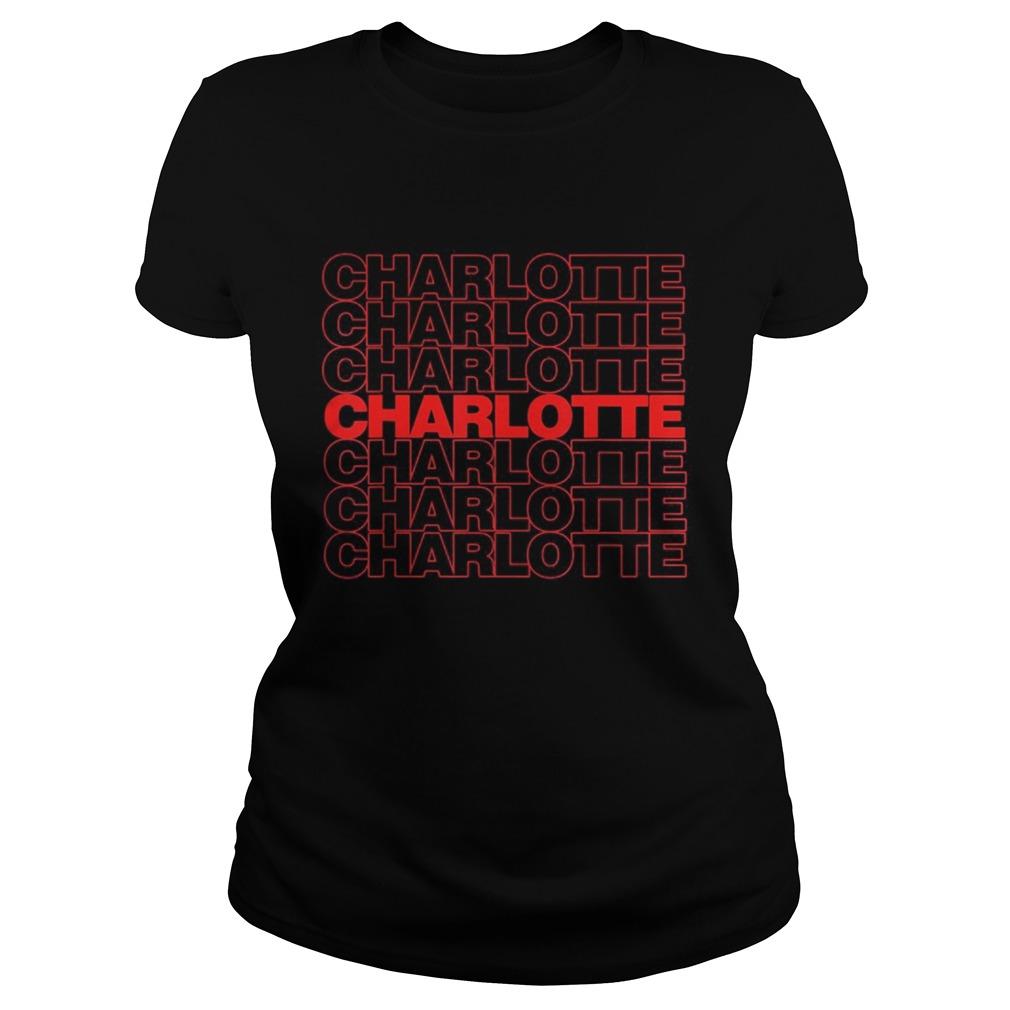 Black live matter charlotte  Classic Ladies