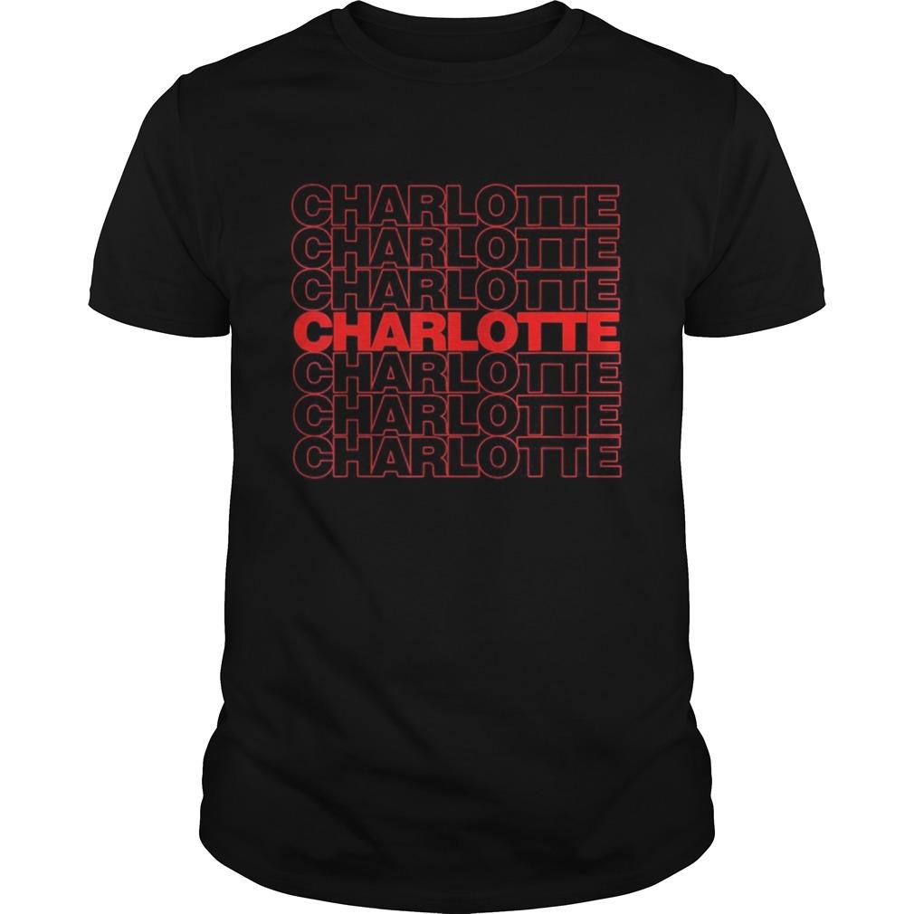 Black live matter charlotte  Unisex