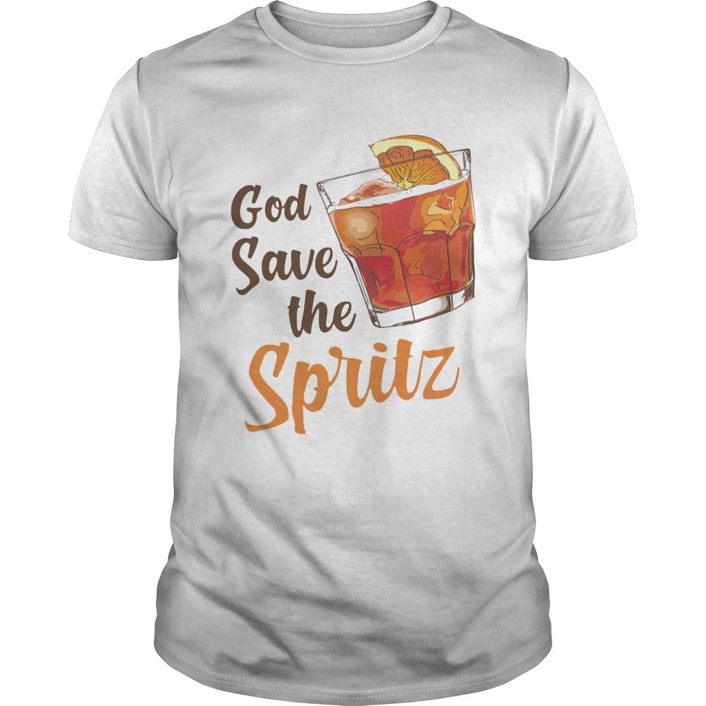 Cocktail God Save The Spritz  Unisex