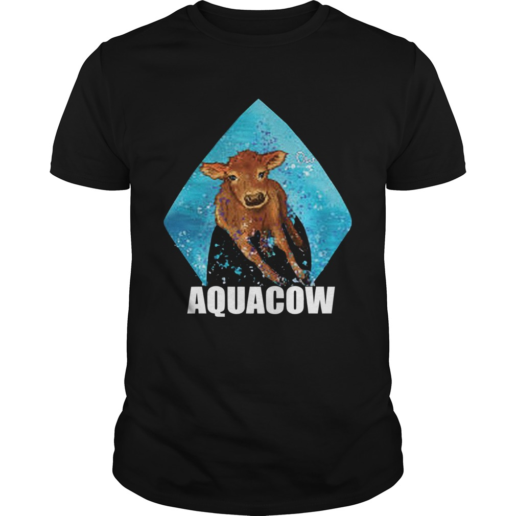 Cow Aquacow  Unisex