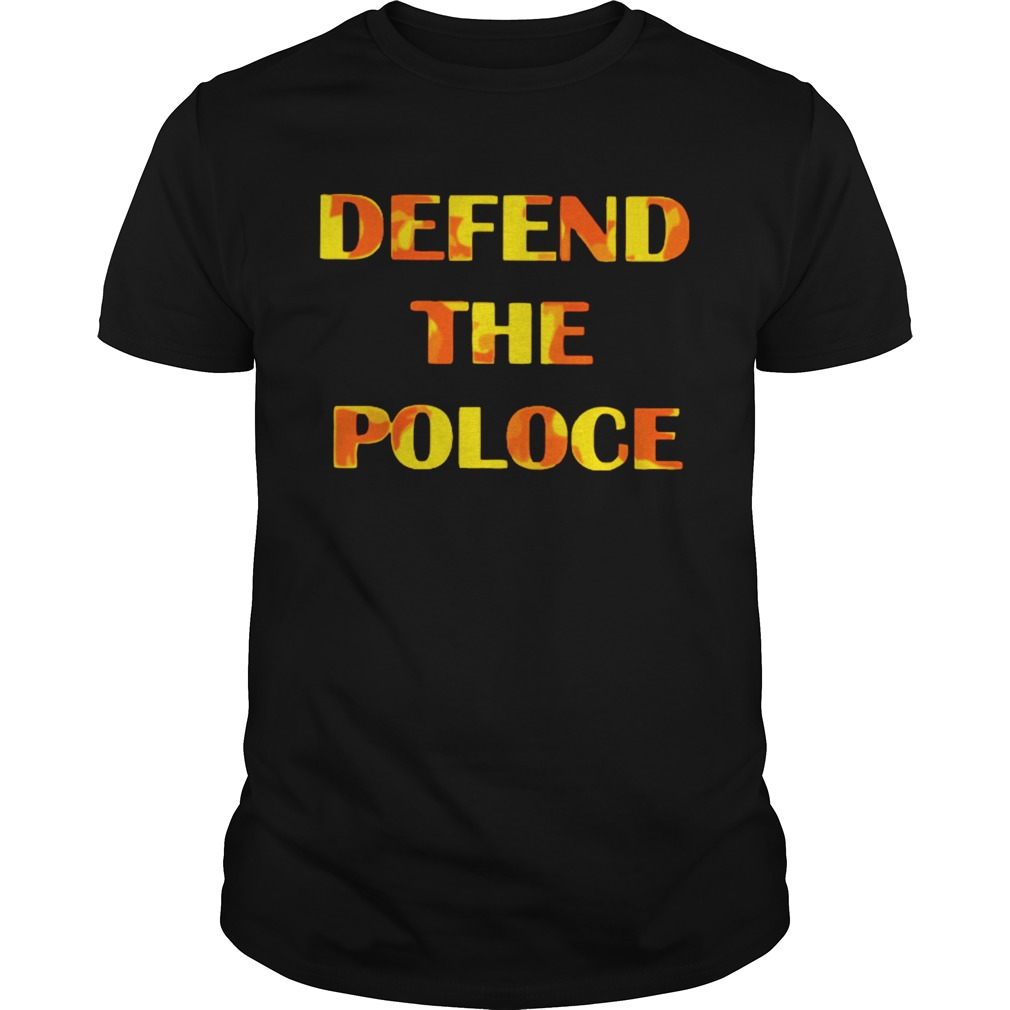 Defend The Police Unisex