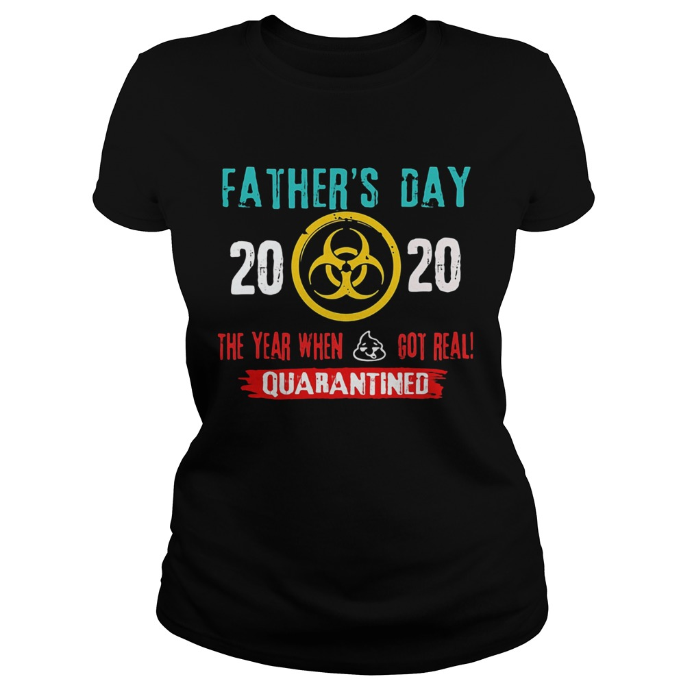 Fathers day 2020 the year when got real quarantine  Classic Ladies