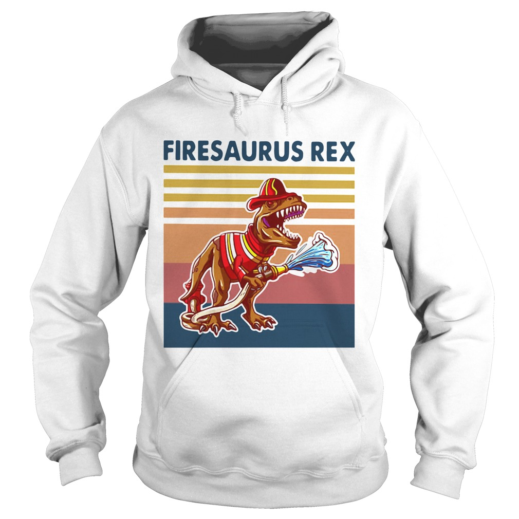 Firesaus Rex Vintage  Hoodie