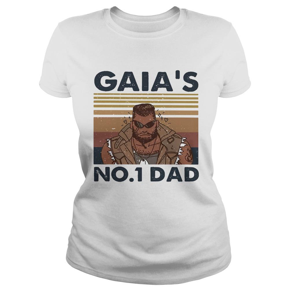 Gaias no 1 dad vintage retro  Classic Ladies