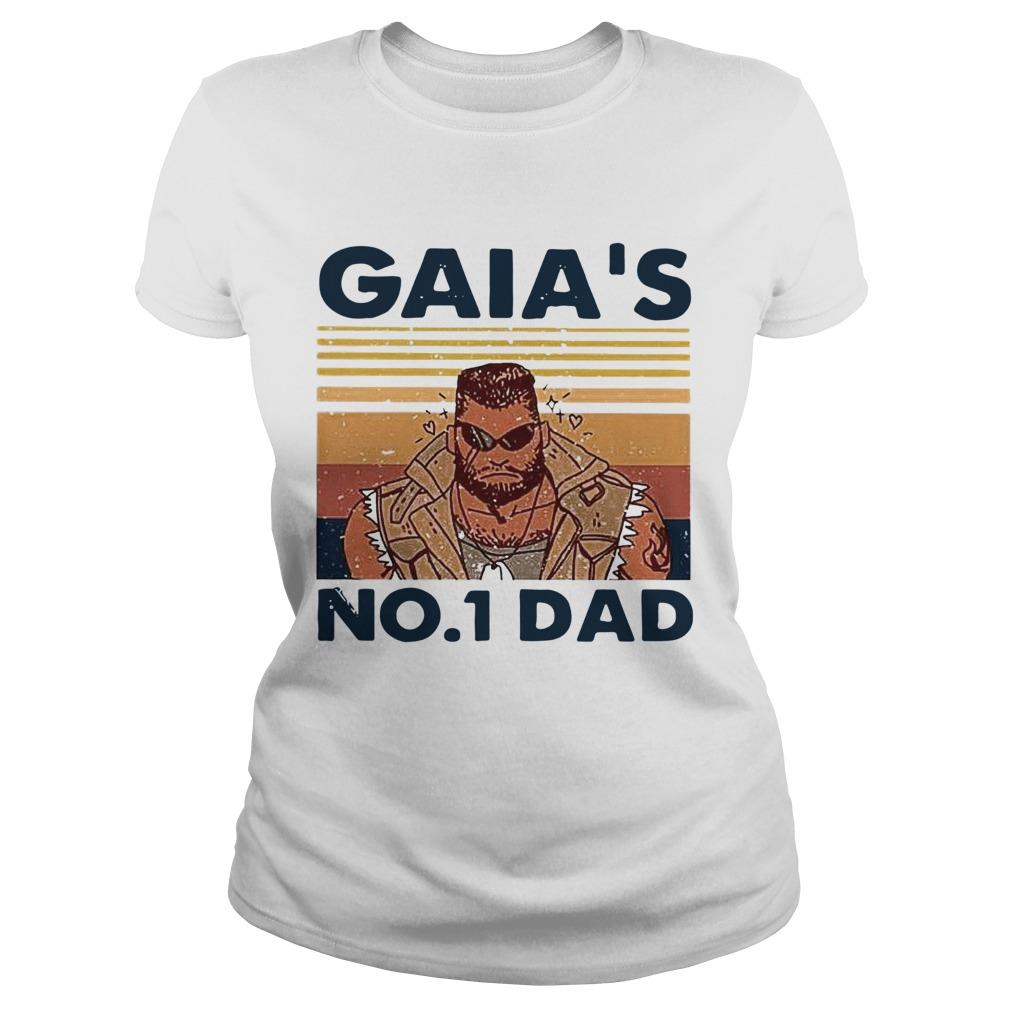 Gaias No1 Dad Vintage  Classic Ladies