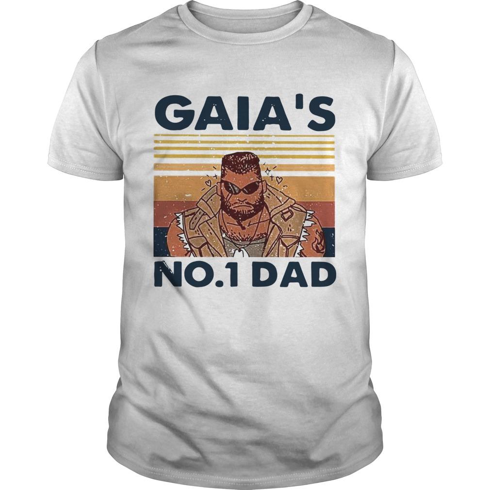 Gaias No1 Dad Vintage  Unisex