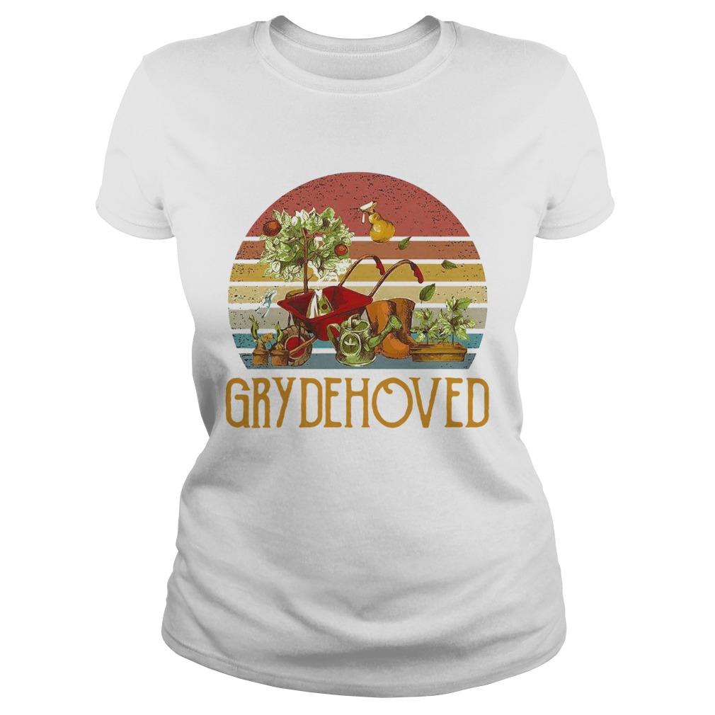 Garden Grydehoved Vintage  Classic Ladies