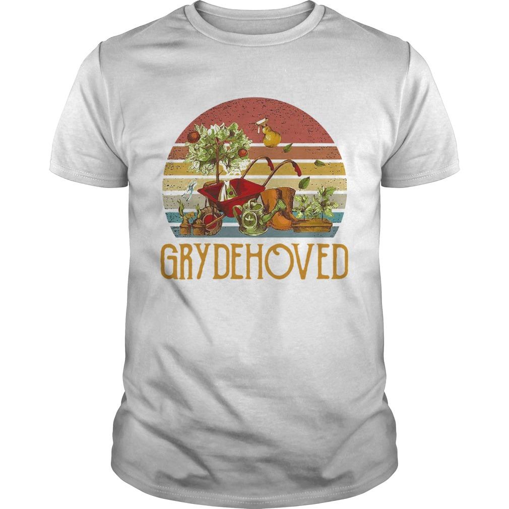 Garden Grydehoved Vintage  Unisex