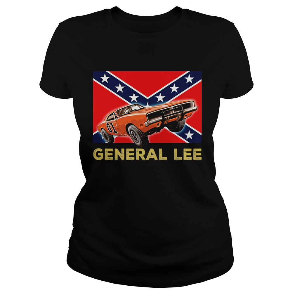 General Lee Dixieland Flag  Classic Ladies