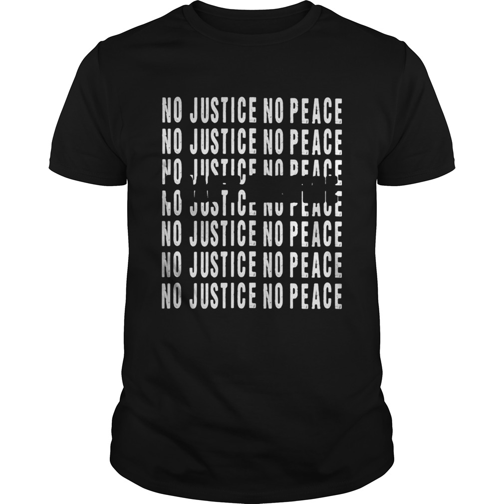 George Floyd I cant breathe no justice no peace  Unisex