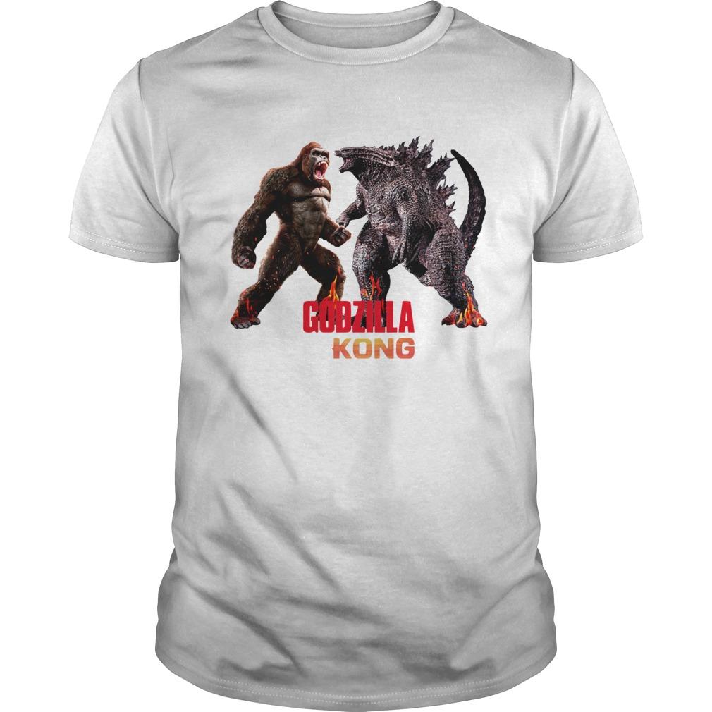 Godzilla Vs King Kong  Unisex