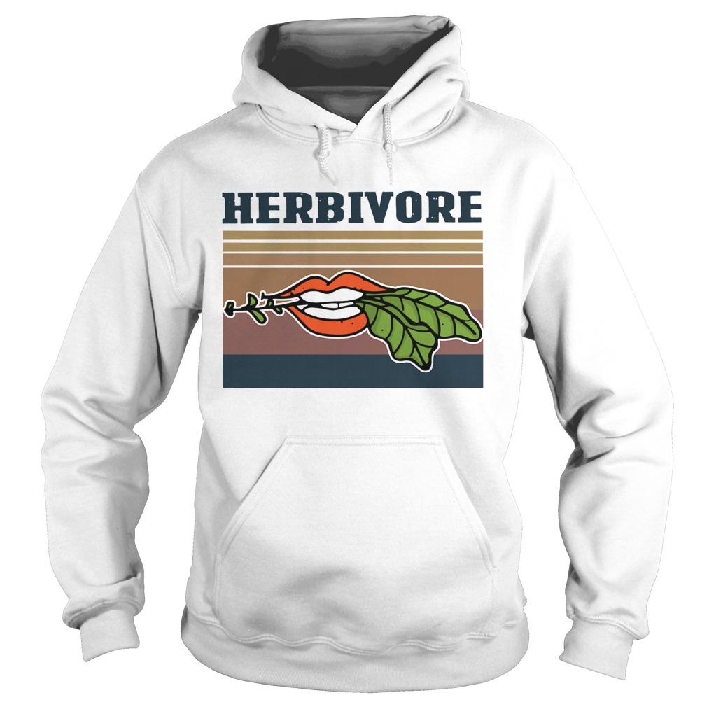 Hardcore Herbivore Vintage  Hoodie