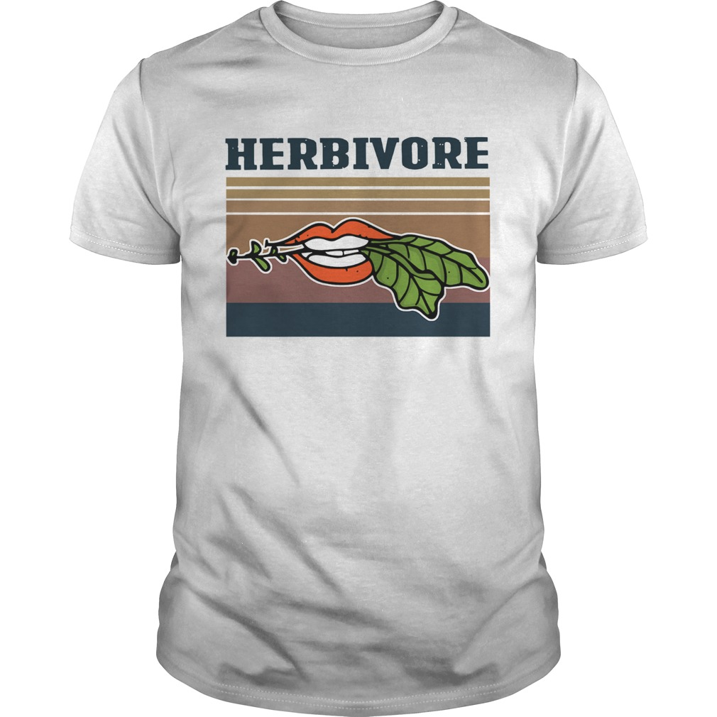 Hardcore Herbivore Vintage  Unisex