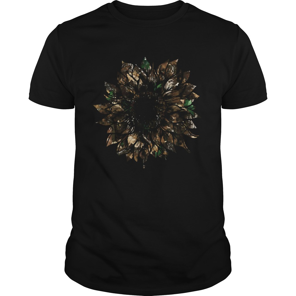 Hunting Sunflower  Unisex