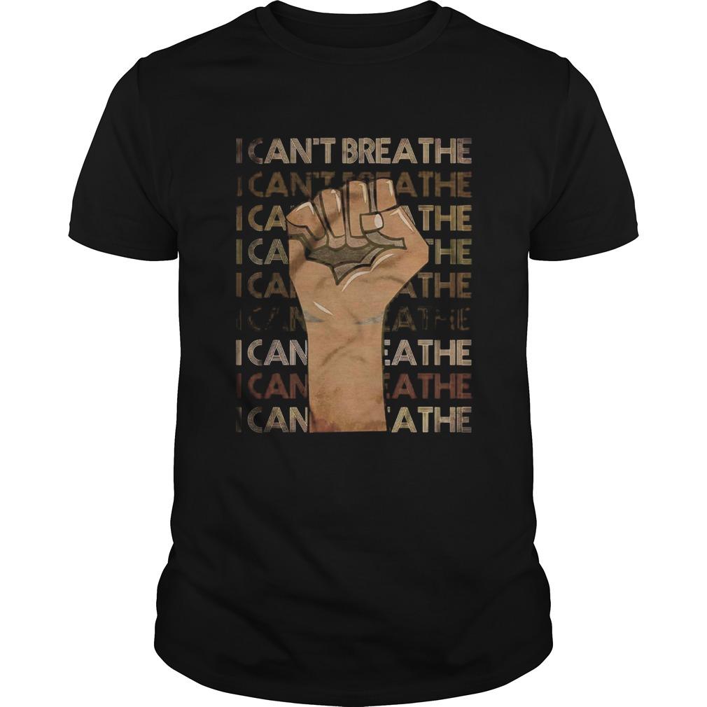 I cant breathe black lives matter juneteenth  Unisex