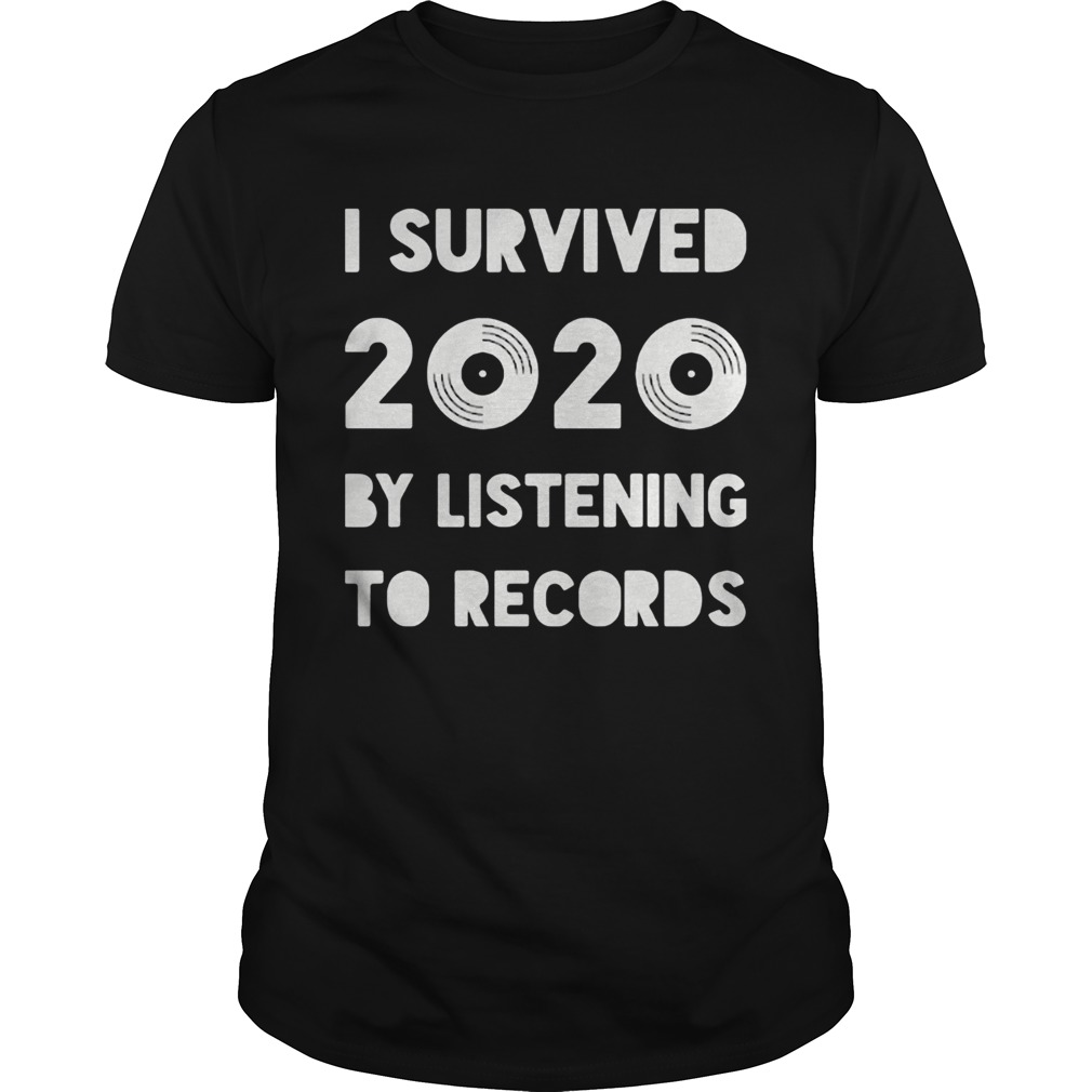I survived 2020 by listening to records  Unisex