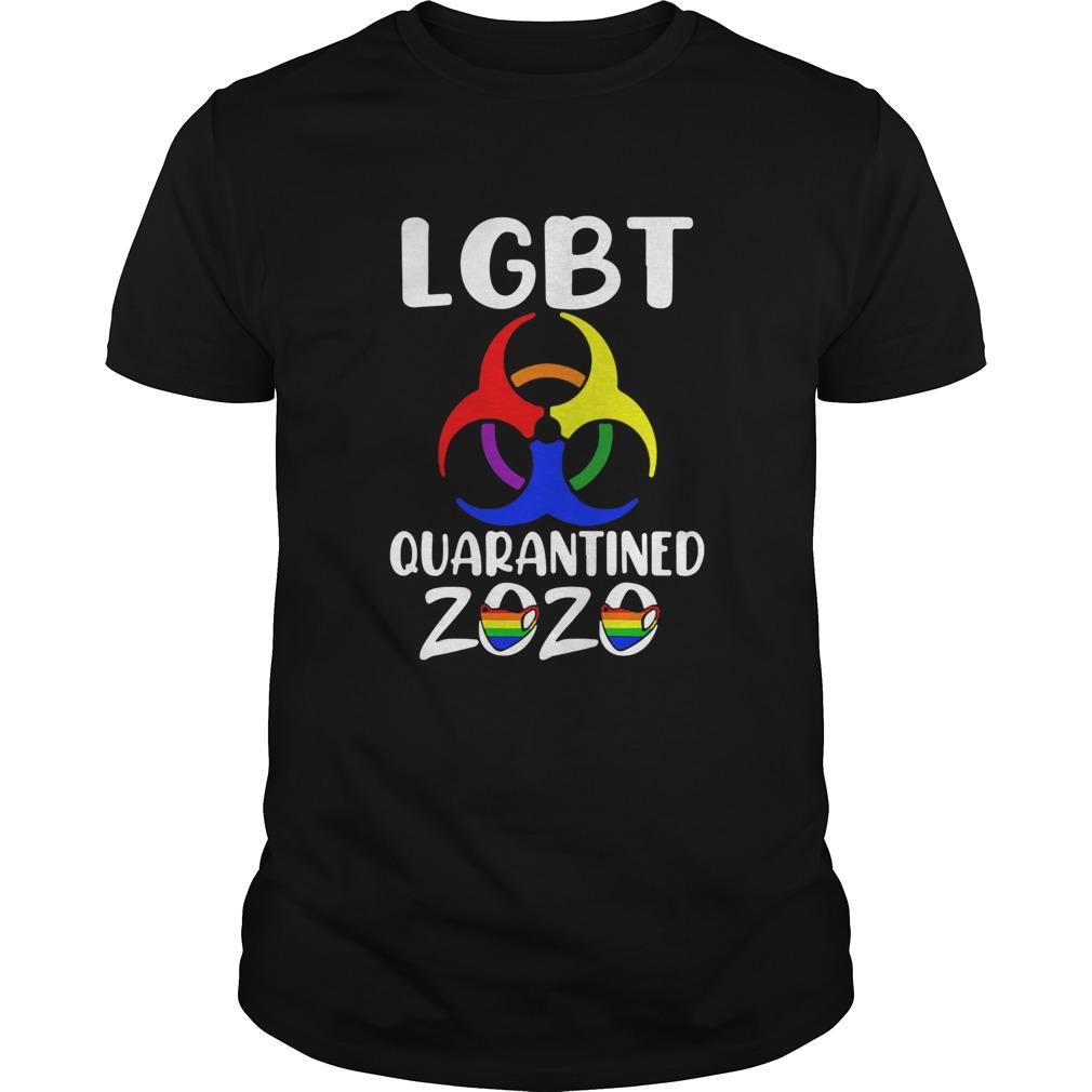 LGBT Quarantined 2020  Unisex
