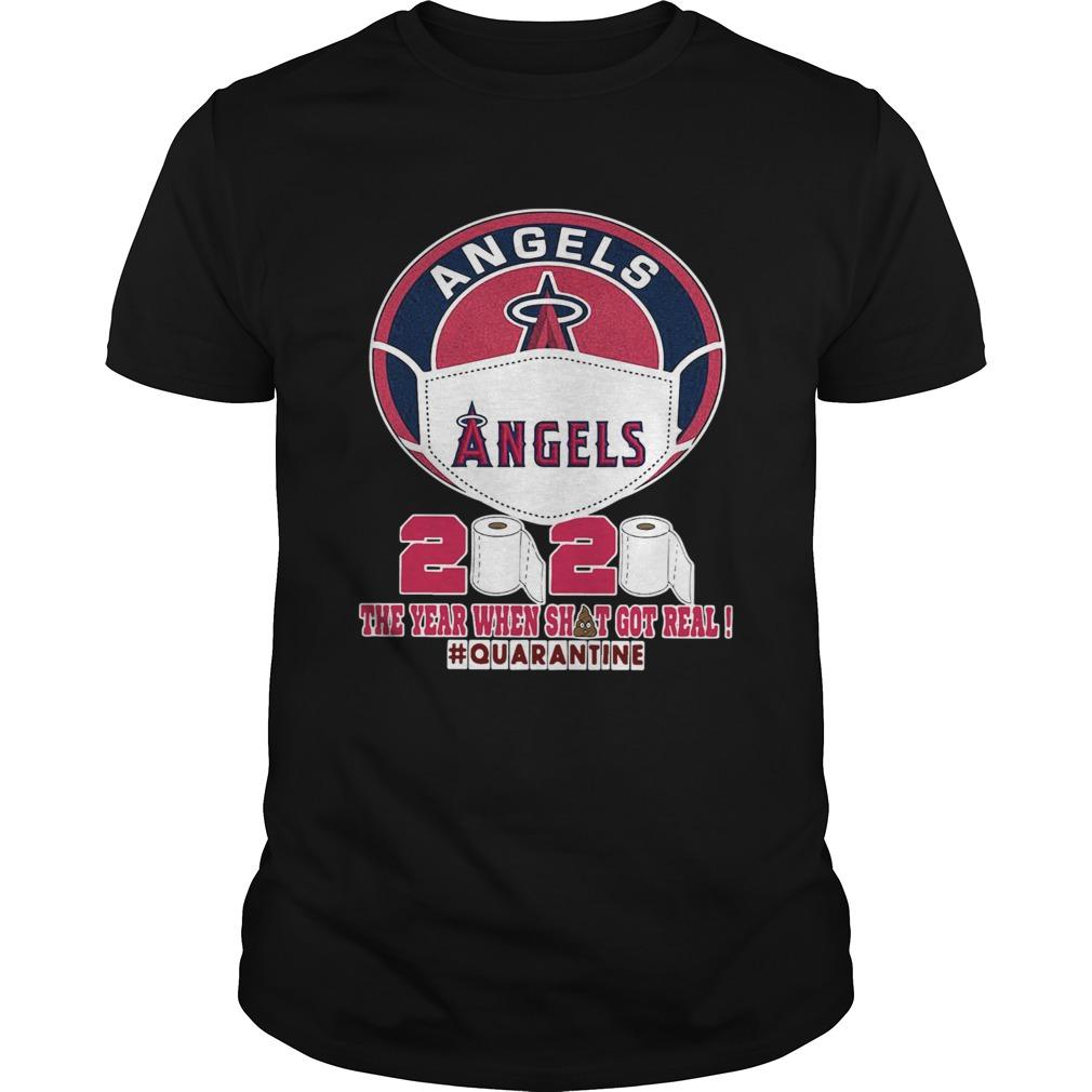 Los Angeles Angels Of Anaheim Mask 2020 Quarantine Coronavirus  Unisex