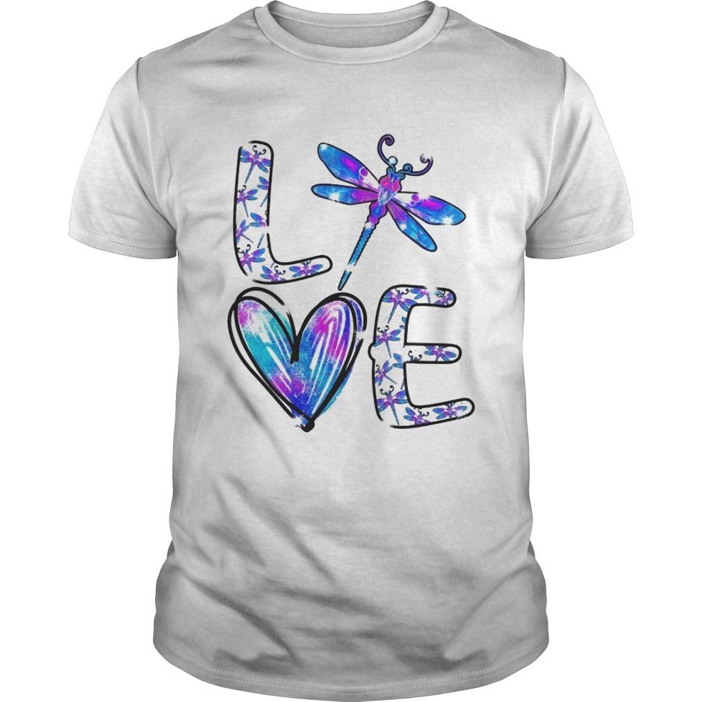 Love Dragonflies  Unisex