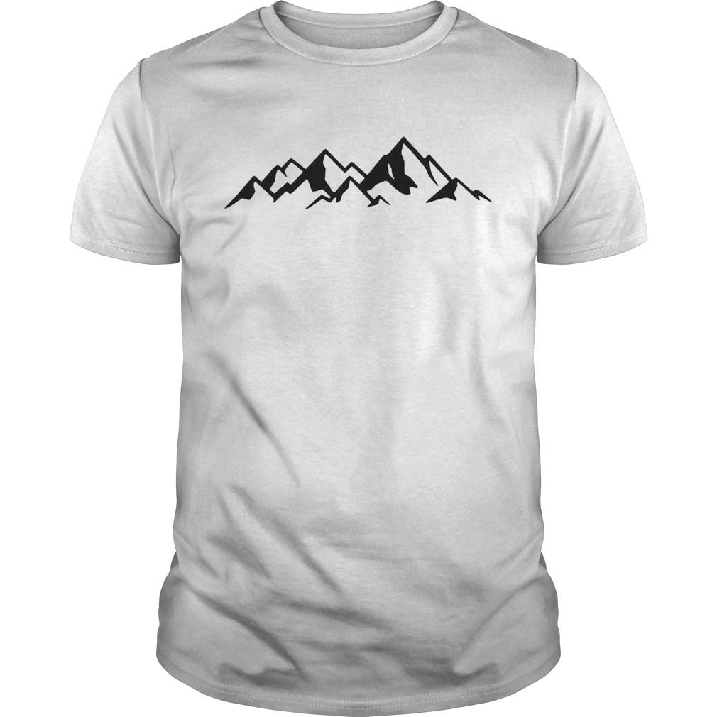 Mountain Range  Unisex