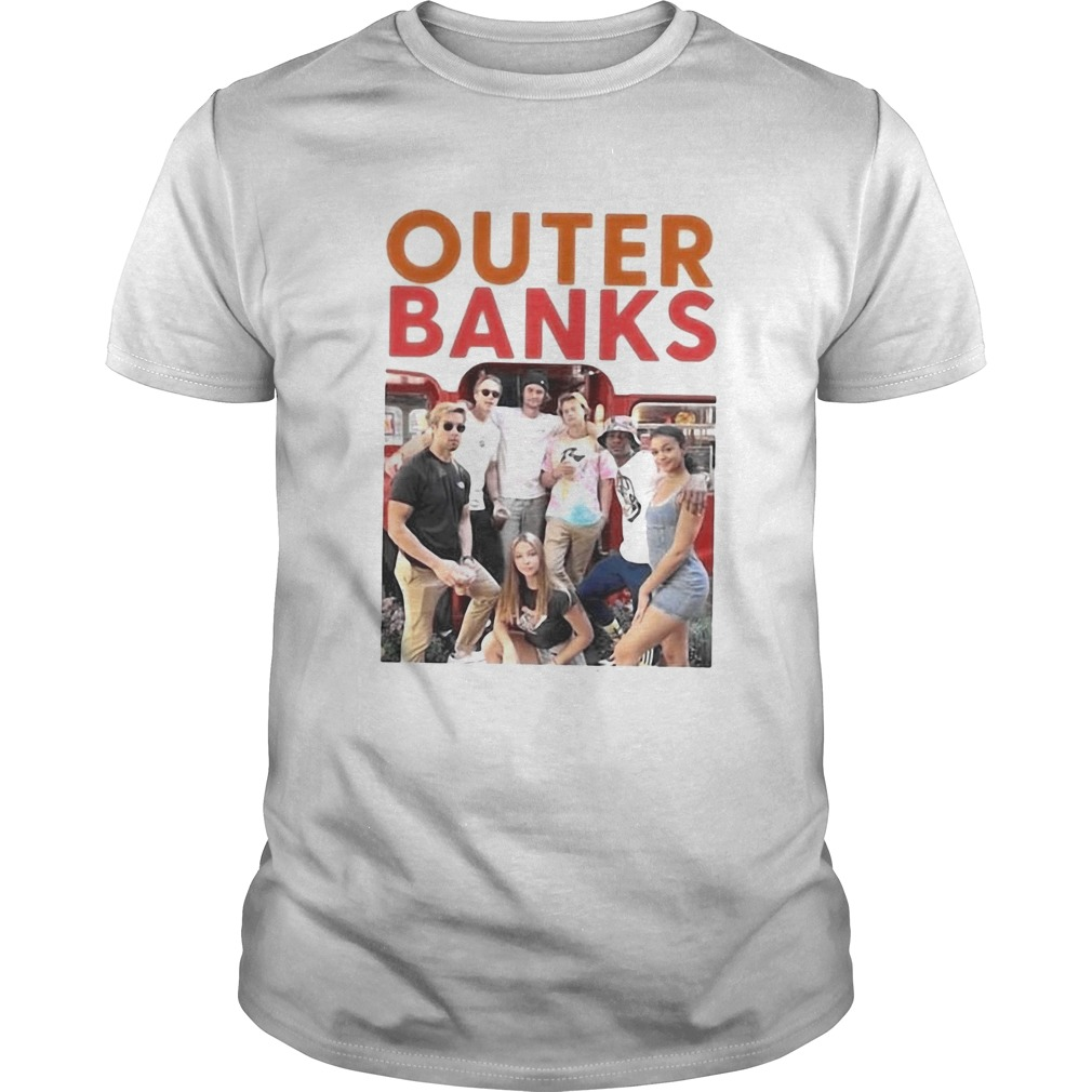 Outer banks cast looking ridiculously hot and cool together  Unisex
