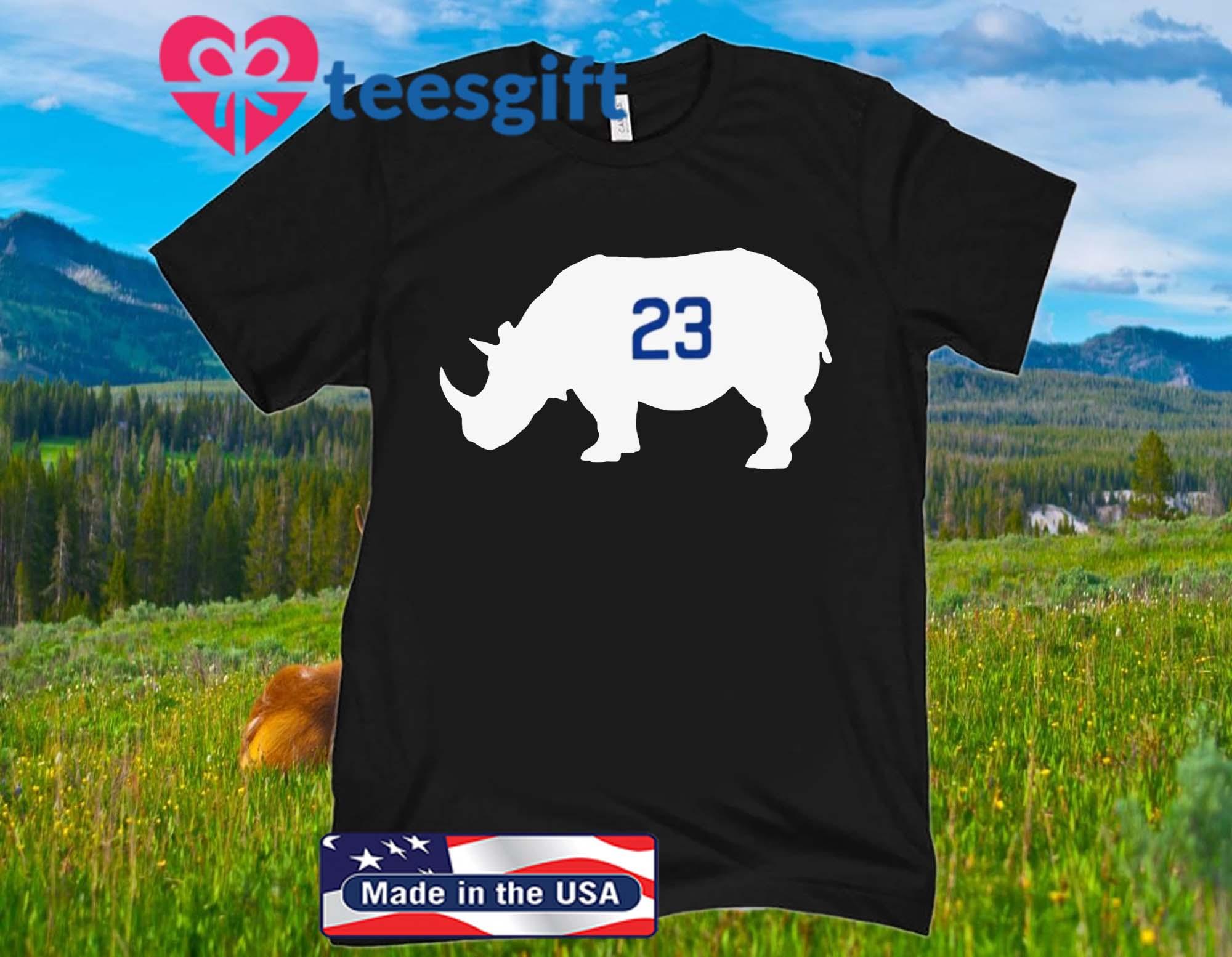 Rynos Goats 23 Shirt