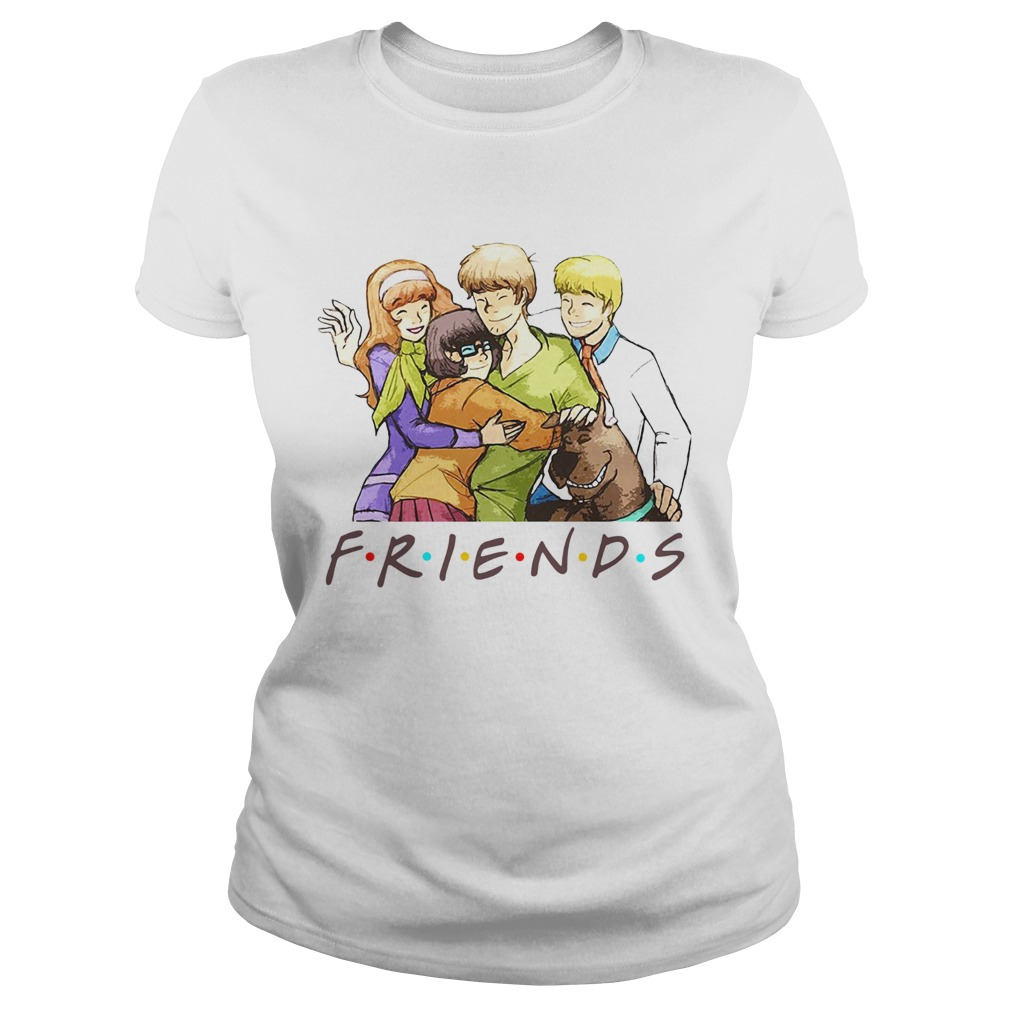 ScoobyDoo Friends  Classic Ladies