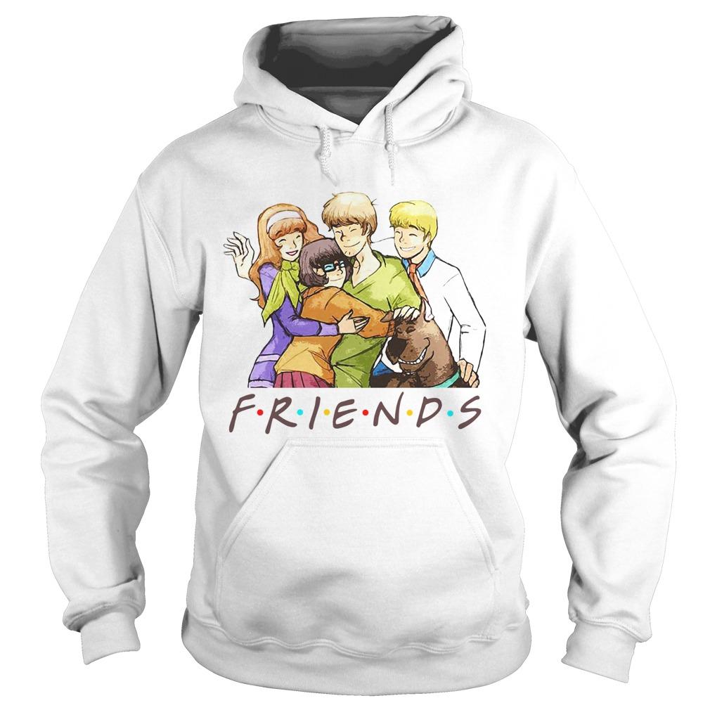 ScoobyDoo Friends  Hoodie