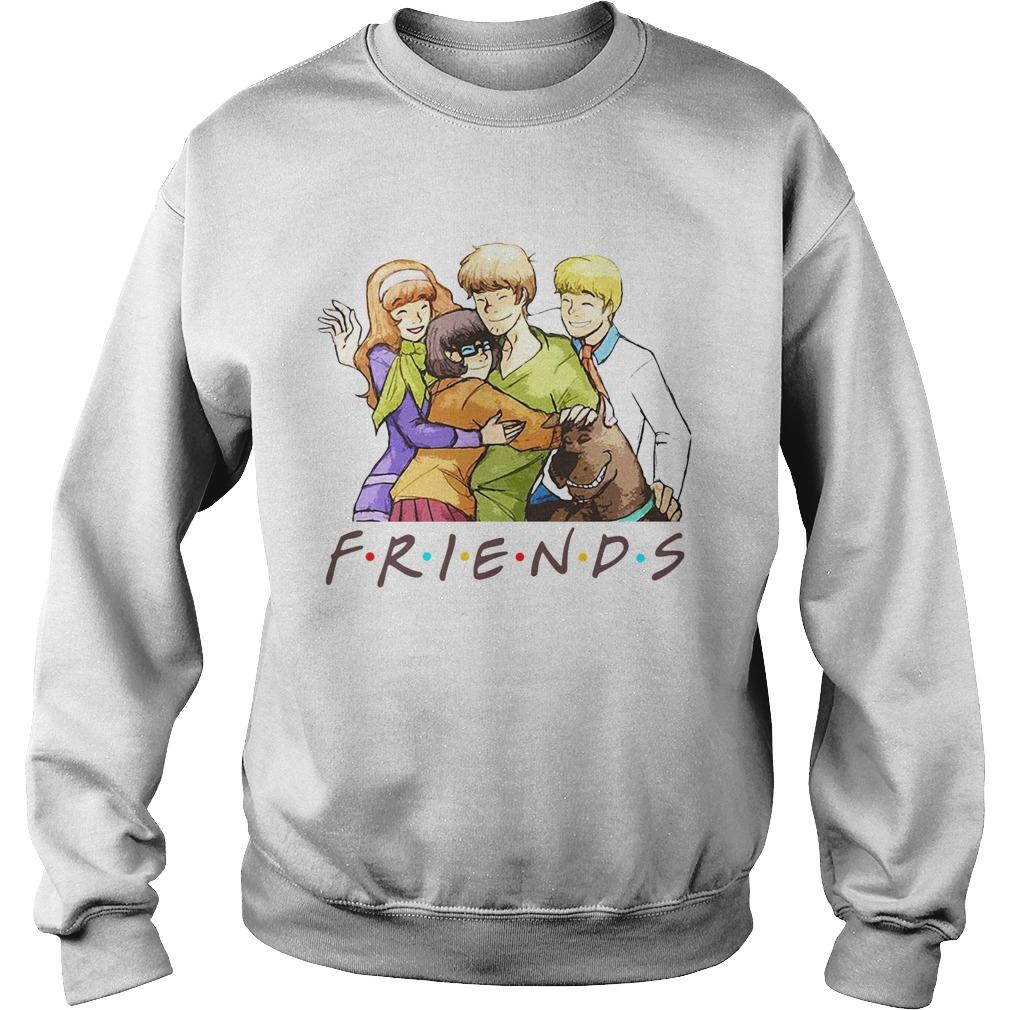 ScoobyDoo Friends  Sweatshirt