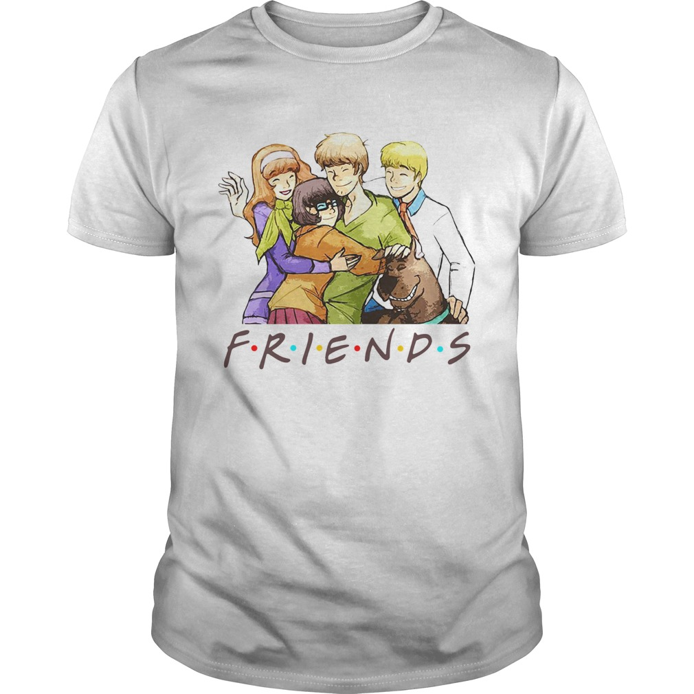 ScoobyDoo Friends  Unisex