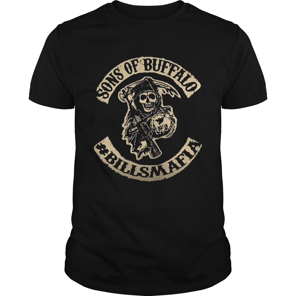 Sons Of Buffalo billsmafia  Unisex