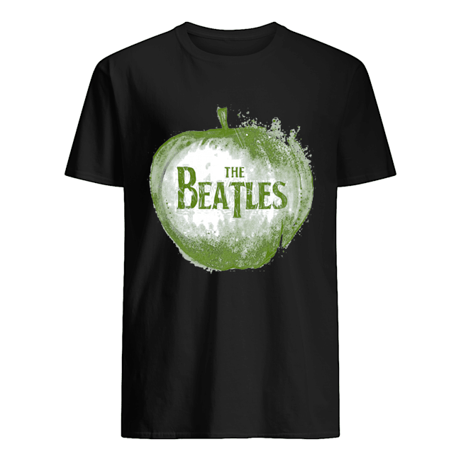 The beatles apple logo  Classic Men's T-shirt