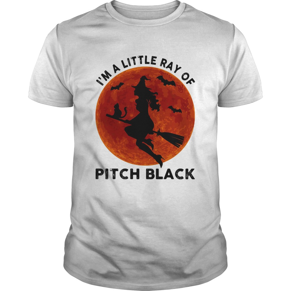 Witch Im a little ray of sunset  Unisex