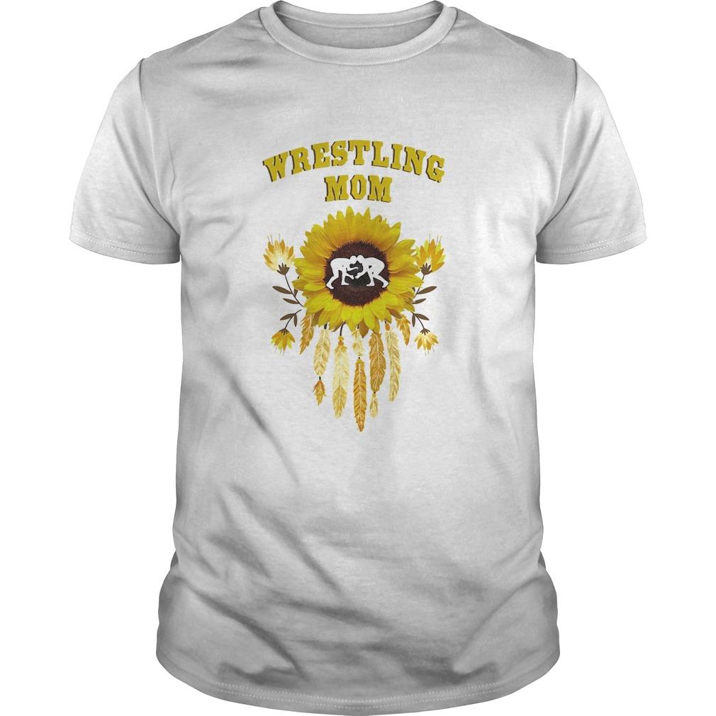 wrestling mom sunflowers  Unisex