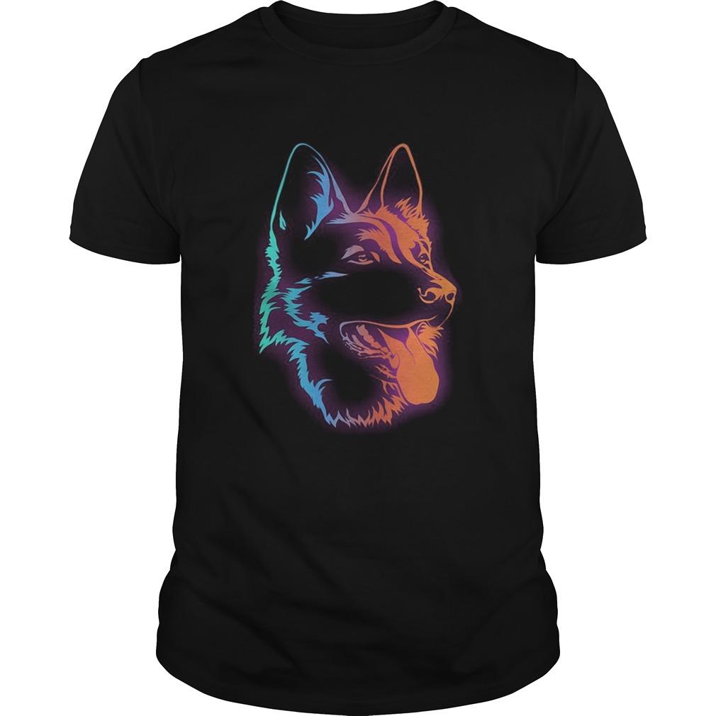 Alasca Dog Color Tongue  Unisex