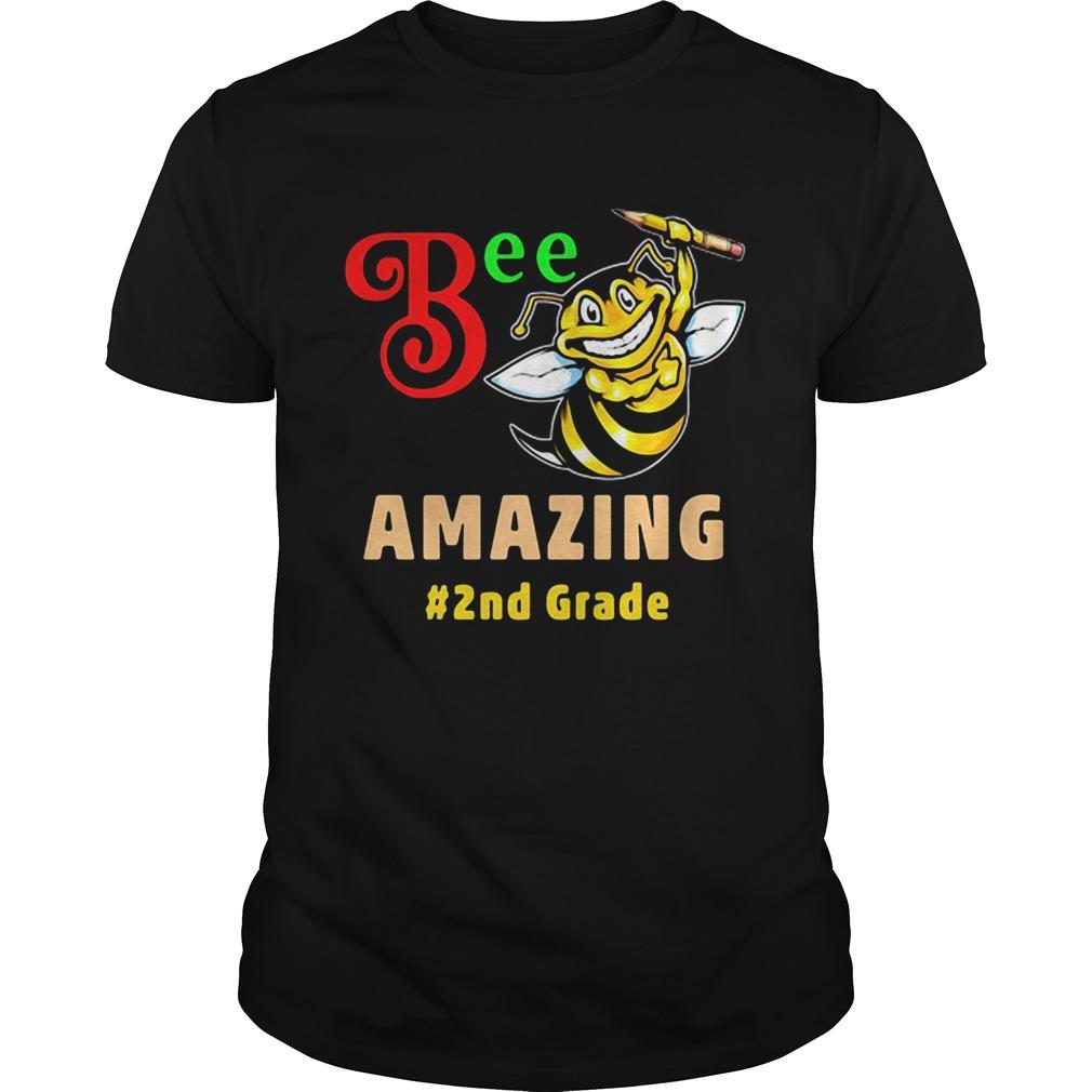 Bee amazing 2nd grade  Unisex