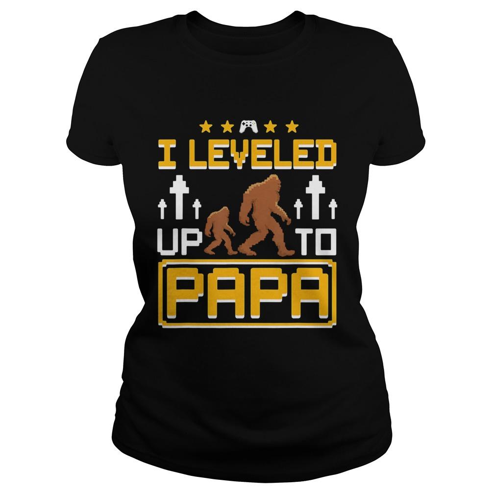 Bigfoot I leveled up to papa  Classic Ladies