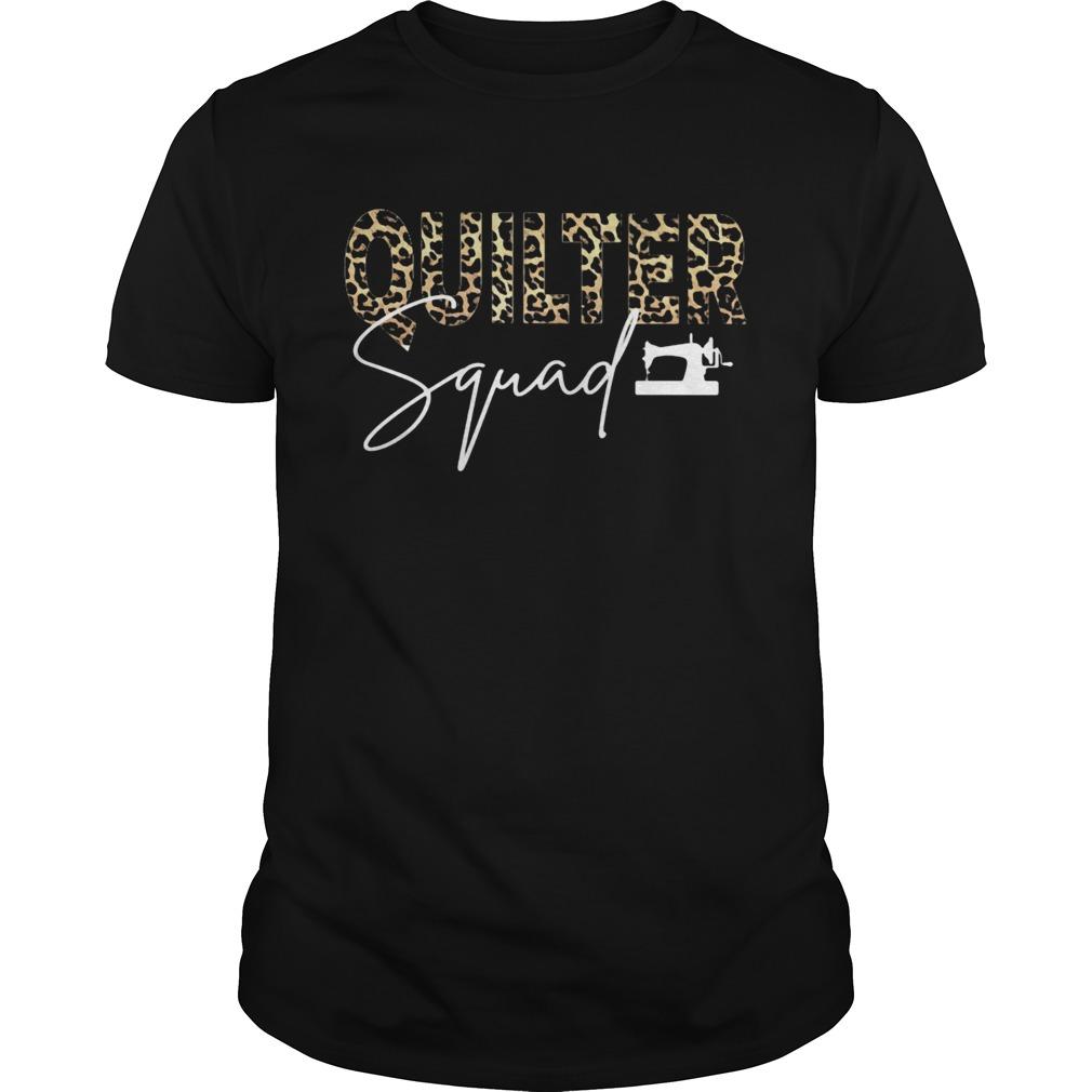 Black quilter squad  Unisex