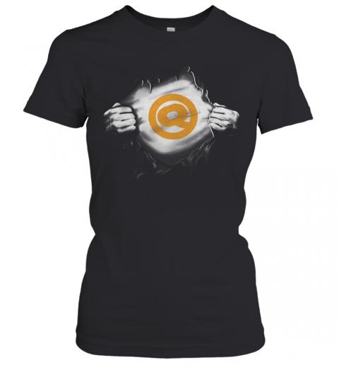 Blood Insides The Golden Q T-Shirt Classic Women's T-shirt