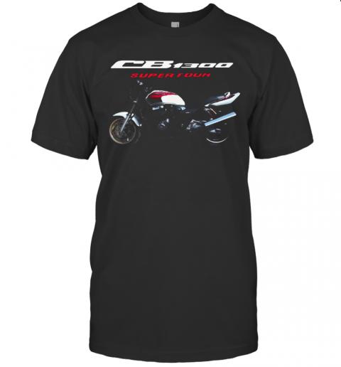 CB 1300 Super Four Motorcycle T-Shirt Classic Men's T-shirt