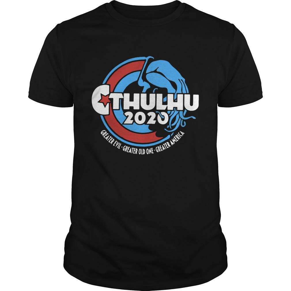 Cthulhu For President 2020  Unisex