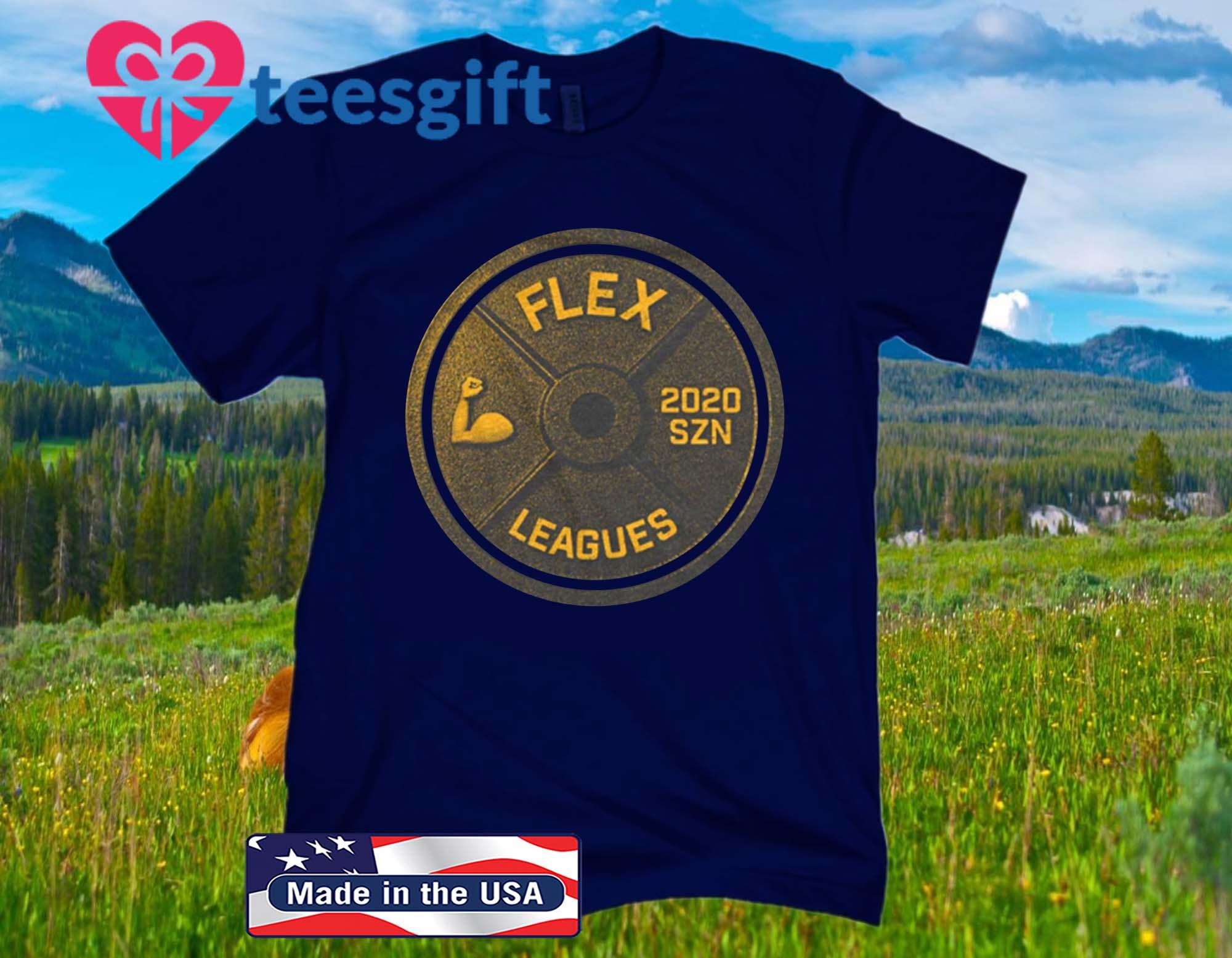 FLEX Leagues Official T-Shirt