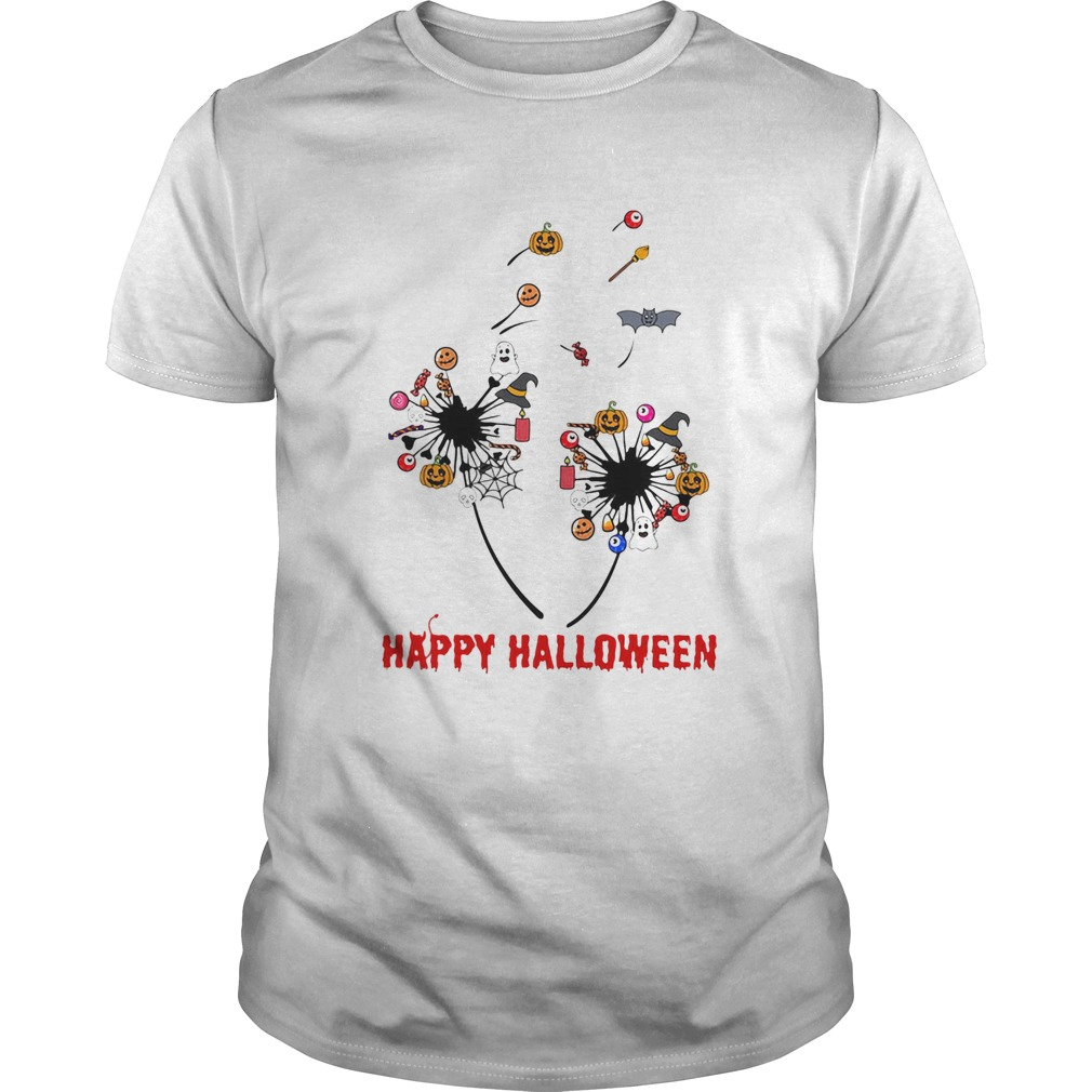 Happy Halloween Dandelion  Unisex