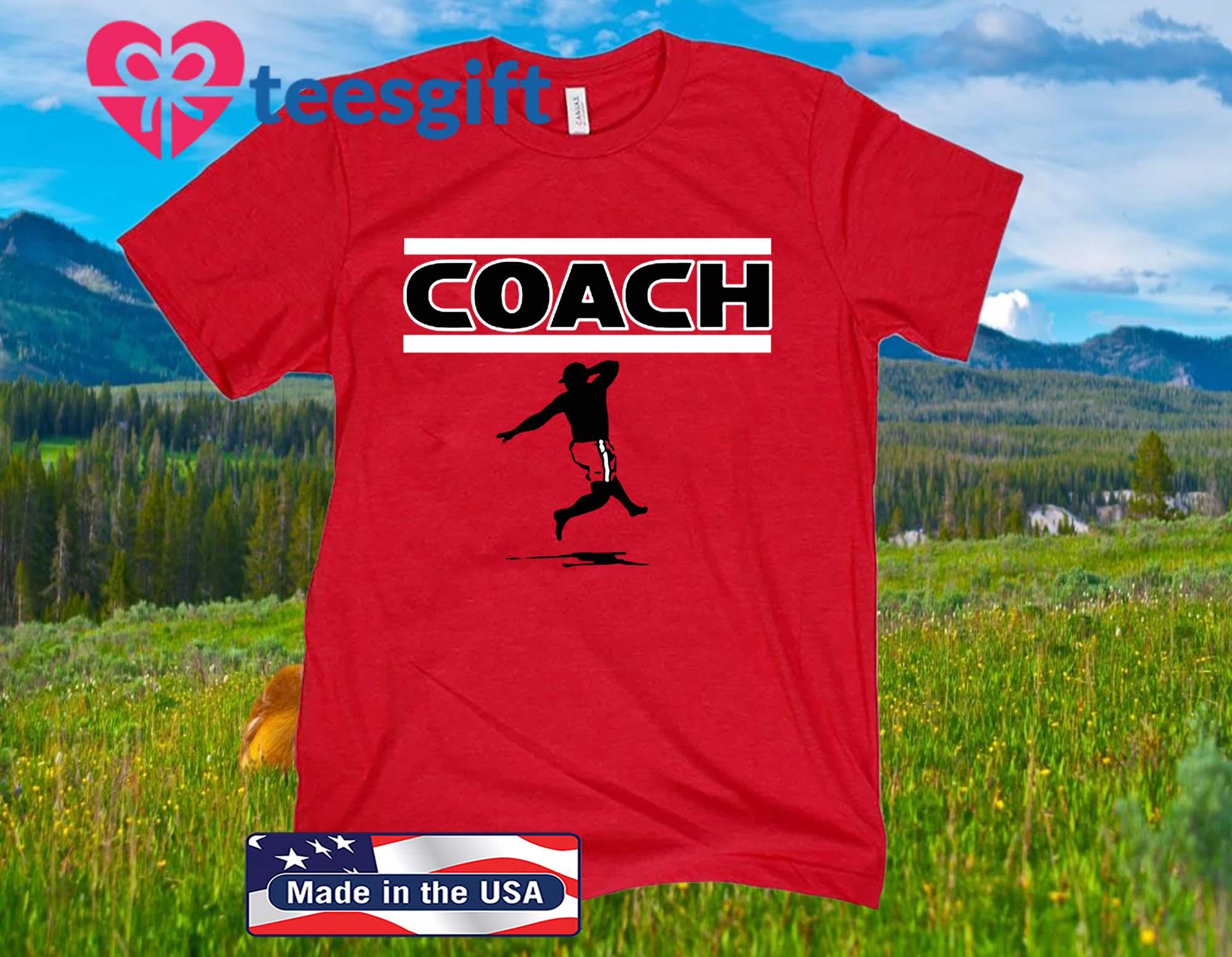 High Steppin' Coach 2020 Shirt, Athens, Ga Football